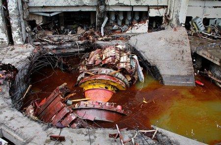 2009 09 09 Accident Grave Sur Une Barrage En Sib 233 Rie